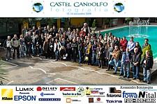 karl louis - castelgandolfo fotografia - group photo 2008