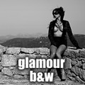 karl louis portfolio - glamour black and white